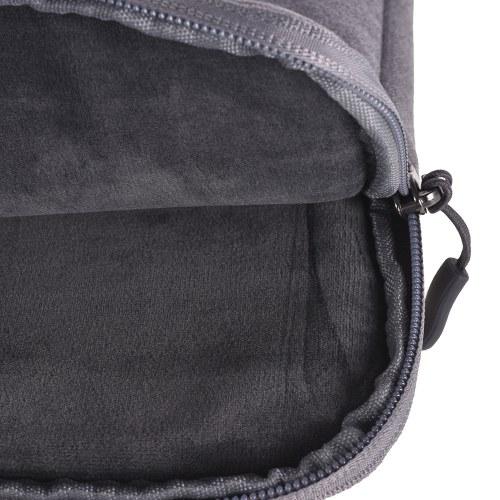 Prowell NB53283A сумка для планшета 13 дюймов Чехол для планшета с застежкой-молнией Мягкая деловая сумка Мода Портативный чехол для планшета с передним карманным портфелем для iPad Samsung Xiaomi фото