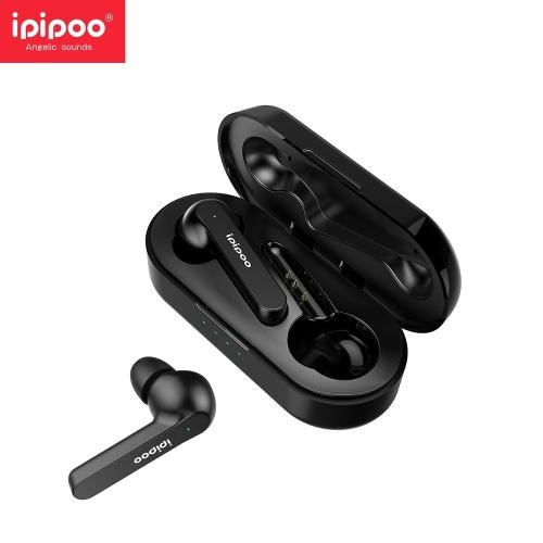 ipipoo TP-2ワイヤレスイヤホンTWS BT5.0インイヤーノイズリダクション強い低音ヘッドフォン