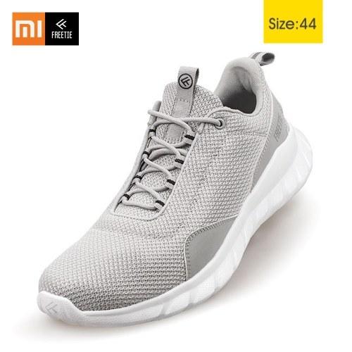 Xiaomi FREETIE Sports Sneakers Men Lightweight Mesh Upper Breathable Ultralight High Elastic EVA Sports Running Shoes