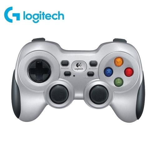 Logitech 710 Wireless Gamepad 2.4GHz Wireless Double Vibration Motor Restores Game Feeling Joystick Joypad Game Handle Controller