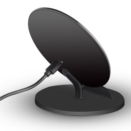 Image of Itian Q8 10W Wireless Qi Standard Ladegerät Ladestation Ständer für iPhone X 8 Samsung Galaxy S8 + Note 8