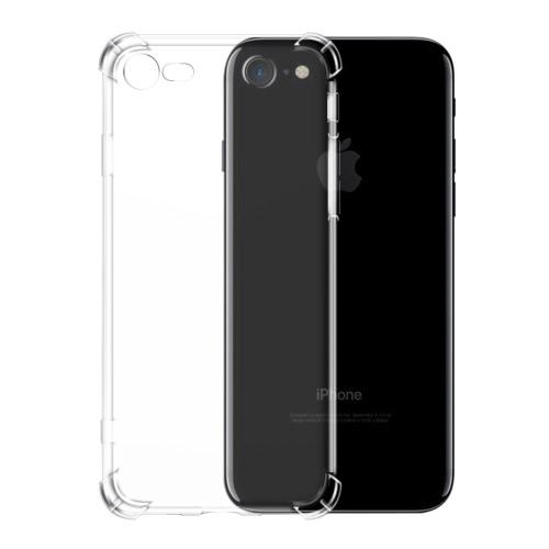 Housse de protection de protection de protection complète Shell de 360 degrés Housse de téléphone de haute qualité pour iPhone 7 Smartphone