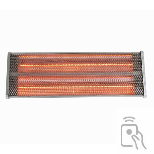 Mini chauffage d'extérieur - Infrarouge Halogène - 2400w