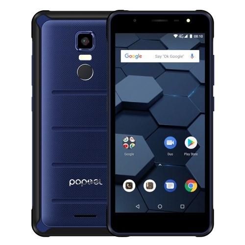 Poptel P10 4G Cellphone IP68 Waterproof