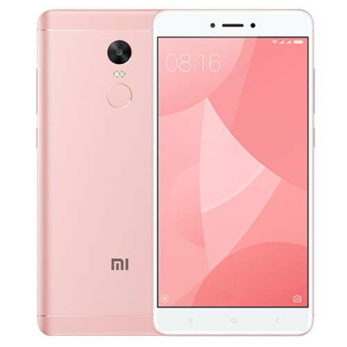Xiaomi Redmi Note 4X Smartphone 4G Telefone 5,5 polegadas FHD 4 GB RAM ROM de 64 GB