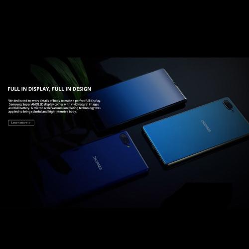 DOOGEE MIX 4G FDD-LTE Smartphone-6GB+64GB