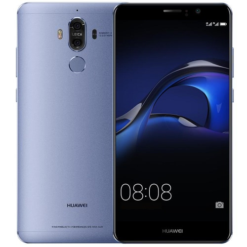 HUAWEI Mate 9 Smartphone 4G Telefon 5.9inch TFT FHD 6GB RAM 64GB ROM 20MP + 12MPSupport Aktualizacja OTA