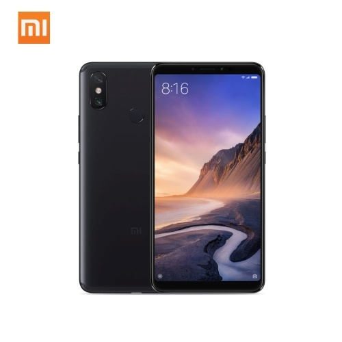 Original Xiaomi Max 3 Bezel-less18:9 Smartphone