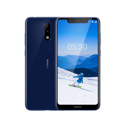 beste 2018 nokia x5 handy 3gb ram 32gb rom 13mp. Black Bedroom Furniture Sets. Home Design Ideas