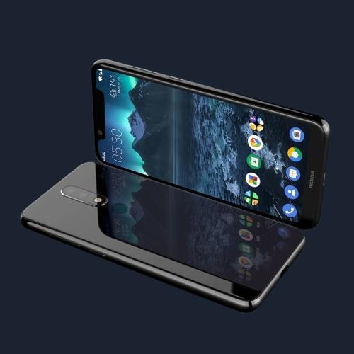 Nokia X5 4G Smartphone 5.86 Inch 4GB RAM 64GB ROM