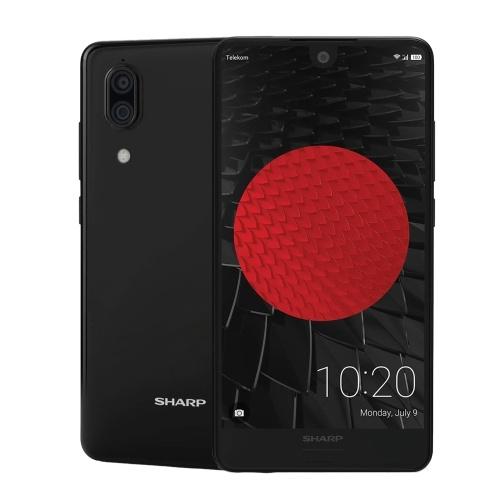 Global Version Sharp AQUOS S2 C10 Mobile Phone PZ0440B-64