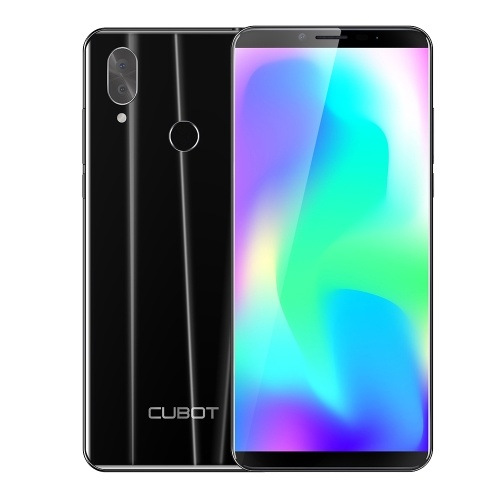 CUBOT X19 Mobile Phone 5.93Inch  Fingerprint 4G Unlocked Smartphone