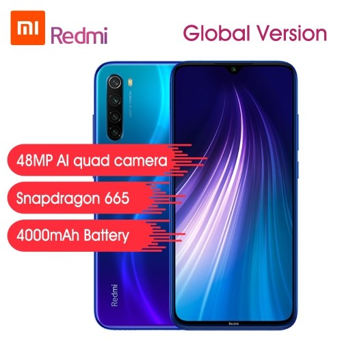 $186.53 OFF Global Version Redmi 8T 4+64