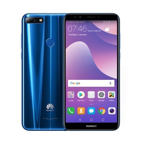 Global Version Huawei Y7 Prime 2018 4G Smart Mobile Phone