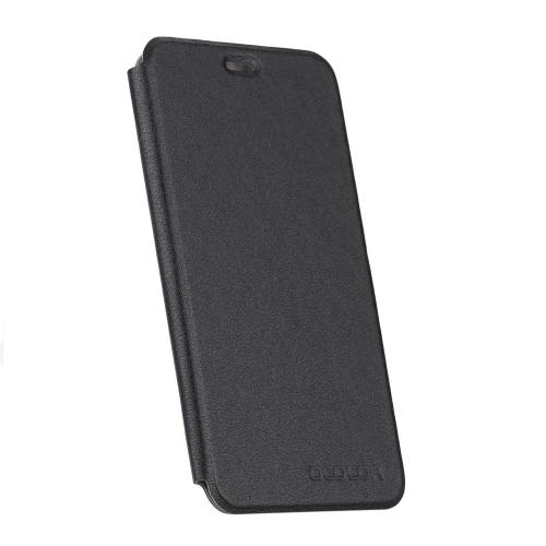 Роскошный PU Кожаный Чехол Флип Защитный Чехол с Крышкой для CUBOT X10 Смартфона