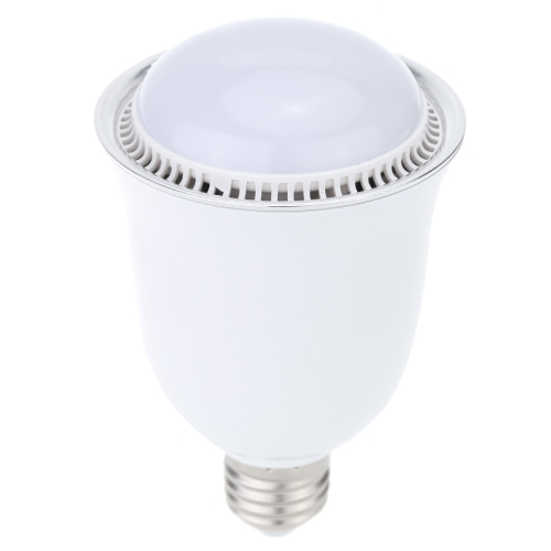 5W Smart LED Light Bulb Lamp Wireless Bluetooth V4.0 Speaker E27 Base Music Player Sound Box Lighting with Remote Control Support iOS Android