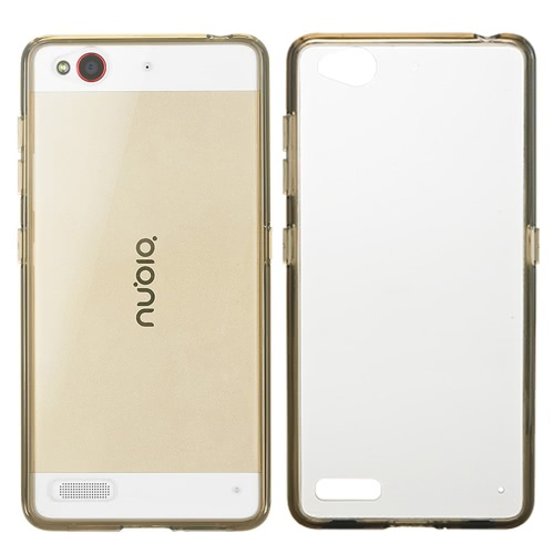 Original TPU+PC Phone Case Protective Cover Shell for ZTE nubia My PRAGUE Eco-friendly Material Stylish Portable Ultrathin Anti-scratch Anti-dust Durable