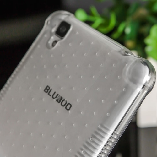 Oryginalna pokrywa BLUBOO 360 stopni Pełna ochrona Osłona ochronna wysokiej jakości miękka obudowa dla smartfonu BLUBOO Maya