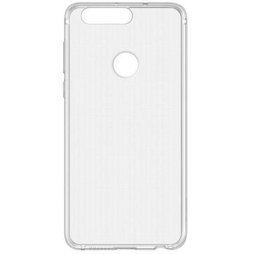 Huawei社の名誉8スマートフォン用のオリジナル華為保護TPUバックケースバンパーシェルカバー