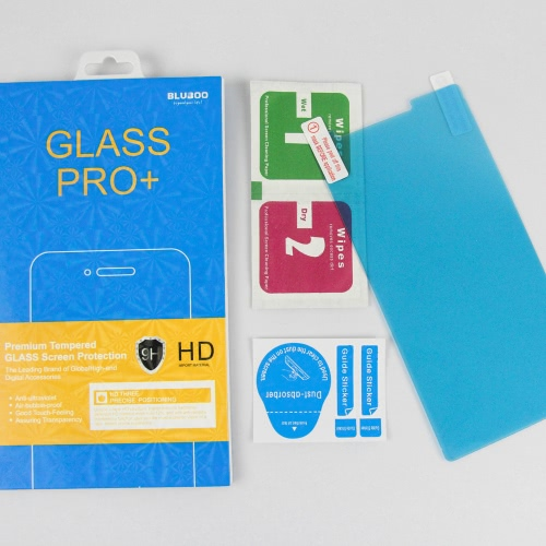 Original BLUBOO Ultra-thin Amazing 9H Tempered Glass Screen Protector Explosion-proof Protective Film for BLUBOO Maya Max Smartphone