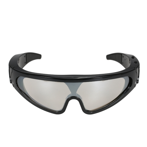 Eyewear Camera Recorder UV Óculos de sol Óculos Óculos de sol desportivo 5MP HD 1080P Gravação de vídeo digital