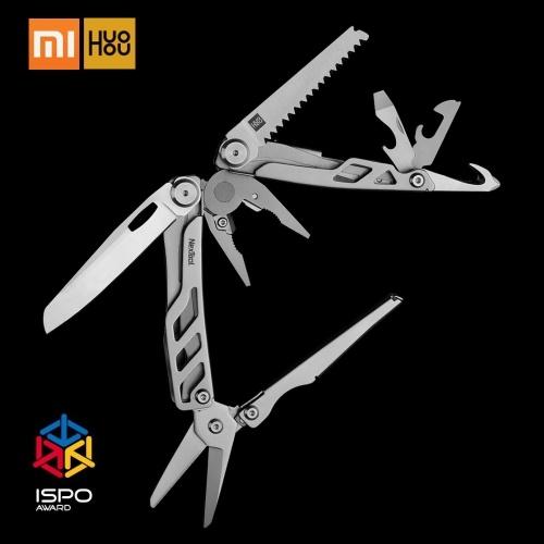 15 in 1 Xiaomi Huohou HU0040 Multi-Function Pocket Folding Knifes