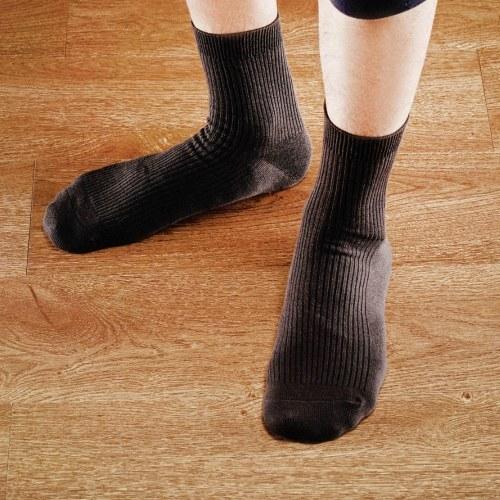 Xiaomi Youpin 365WEAR Men Pima Cotton Sport Mid-calf Tube Socks No Odor Antibacterial Sweat Absorbant 4 Season Cotton Hosiery 5 pairs