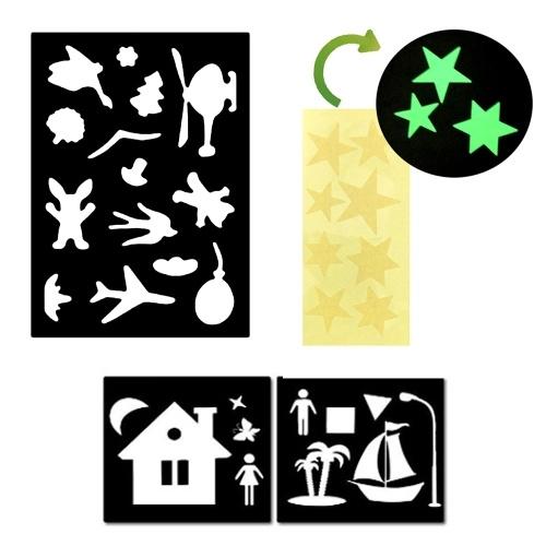 Planche à dessin lumineuse magique avec panneau de carnet de croquis léger et amusant Stylo fluorescent Pad à dessin léger pour enfants tableau de peinture jouet éducatif et développement de compétences en dessin ou en écriture