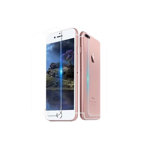 Pellicola proteggi schermo in vetro temperato ENSIDA 2.5D 0.26mm per iPhone 7 Plus / 8 Plus 5.5 pollici