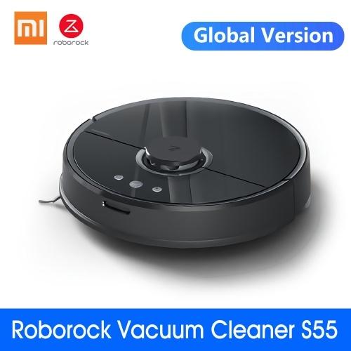 Global Version Xiaomi Mijia Roborock Vacuum Cleaner S55