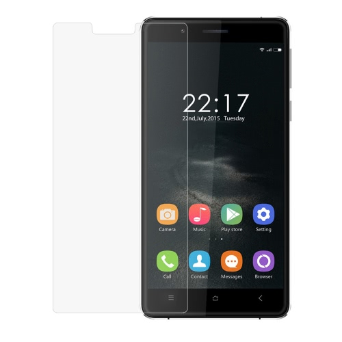 OUKITEL K4000 Tempered Glass Screen Protector Film de couverture