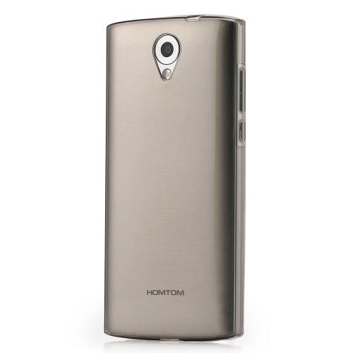 Oryginalna osłona tylna HOMTOM Pokrowiec ochronny Wysokiej jakości miękka obudowa dla smartfona HOMTOM HT7 / HT7 PRO