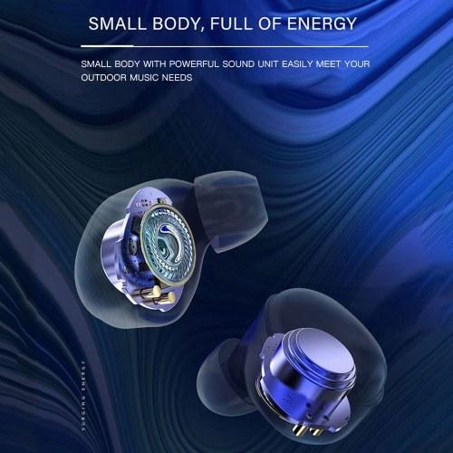 X10 TWS Wireless BT 5.0 Наушники 3000 мАч IPX7 Водонепроницаемые наушники Интеллектуальные мини-спортивные наушники с защитой от пота с зарядным чехлом