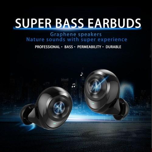 X20 Wireless BT Earphone BT 5.0 Stereo Headphones