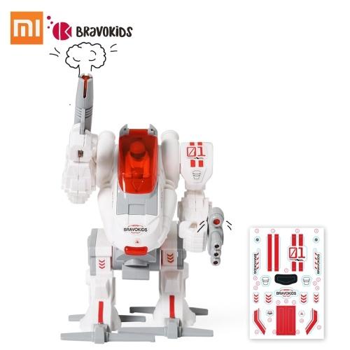 Xiaomi Bravokids DIY Robot Builder 54Pcs / Lot
