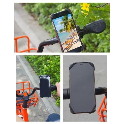 T01-4 Supporto per telefono per bici Supporto universale per dispositivo mobile per bicicletta per iPhone xiaomi HUAWEI Samsung