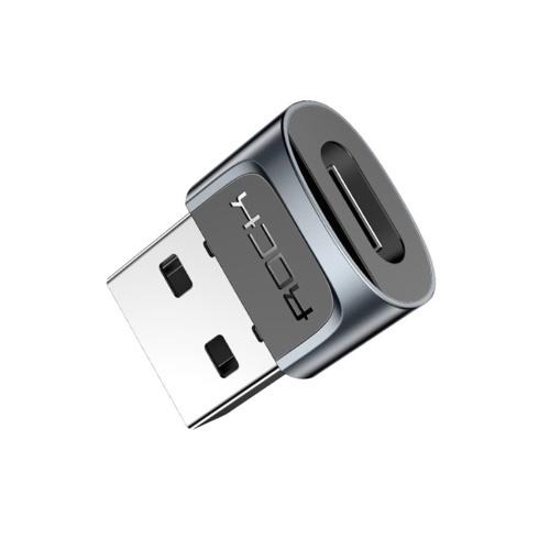 Adaptador ROCK TYPE C para USB AM