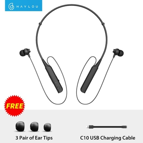 Haylou C10 Neckband Wireless Collar Headphones