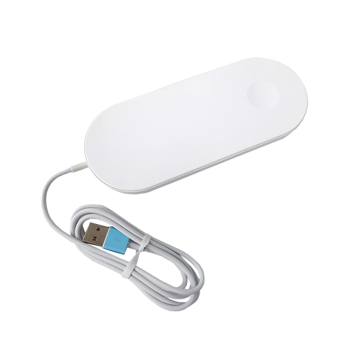 Caricabatterie wireless Qi per telefono 10 in 2 in 1