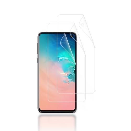 3 Упак. Полная Полная Защита Прозрачная HD Прозрачная Пленка Защитная Пленка для Мембраны для Samsung S10 Пыль Доказательство Тонкий Дизайн