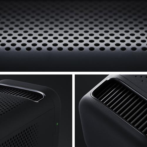 Xiaomi Mijia Автомобильный очиститель воздуха PM2.5 Фильтр с прикуривателем 60 м³ / час CADR Кислородный бар Ионизатор Освежитель воздуха Очиститель воздуха Очиститель Отключить Смартфон Пульт ДУ