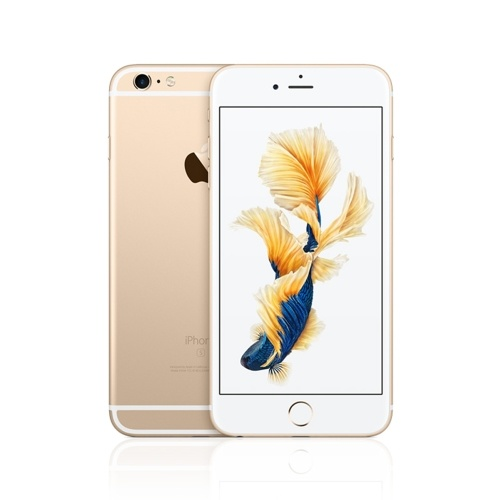 Apple iPhone 6S Mobile Phone 16GB Touch ID Fingerprint 4G-LTE Smartphone A9 64-bit 1.84GHz Dual Core iOS 4.7inch 1334*750P Screen 5MP 12MP Dual Cameras 4K Video GPS FaceTime NFC