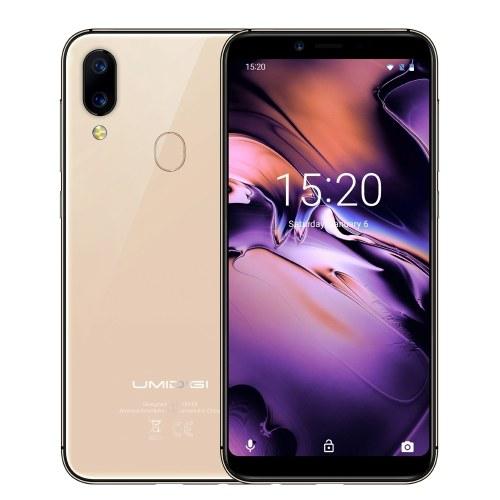 UMIDIGI A3-Mobiltelefon 5,5 Zoll 16 GB + 2 GB