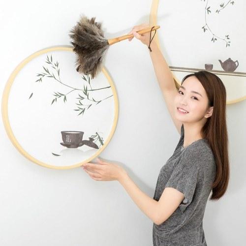 Сяоми Jiezhi Страуса Природные перо Duster