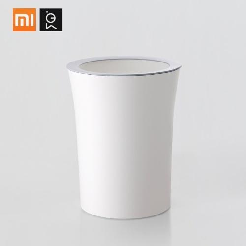 Caja de almacenamiento Xiaomi Mijia cubo de basura cubo de basura Barrels caja de basura con juego de compras bolsa de basura de basura