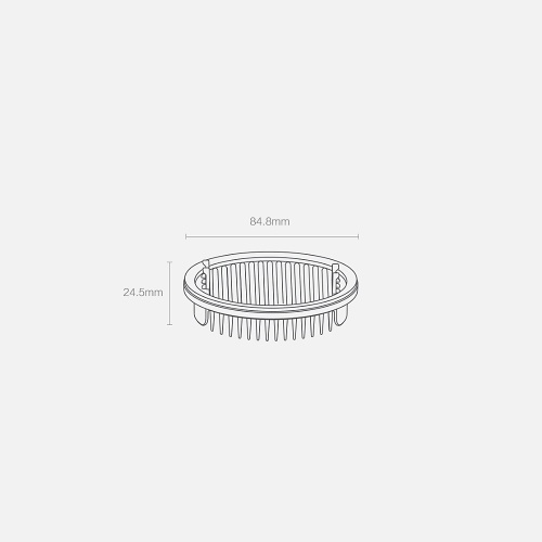 HEPA Filter Chip For Xiaomi Roidmi Wireless Vacuum Cleaner F8 F8E