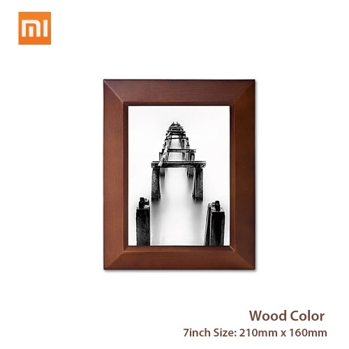 Xiaomi Eco-chain Natural Log Green Wooden Quality Vintage Photo Frame