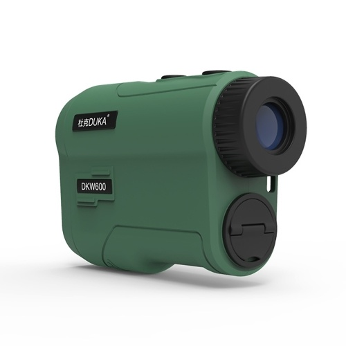 ATuMan DUKA DKW600 Rangefinder 600M 6X Magnification HD View Golf Rangefinder USB Rechargeable Laser Range Telescope