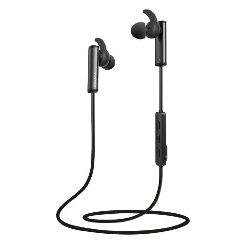 Syllable D300L Наушники для наушников в ухе Беспроводная стерео BT4.2 Запуск гарнитуры для наушников Hands-free Pair / Off / On Прием / Hang Music Play / Pause Volume +/- для iPhone Android Smartphone