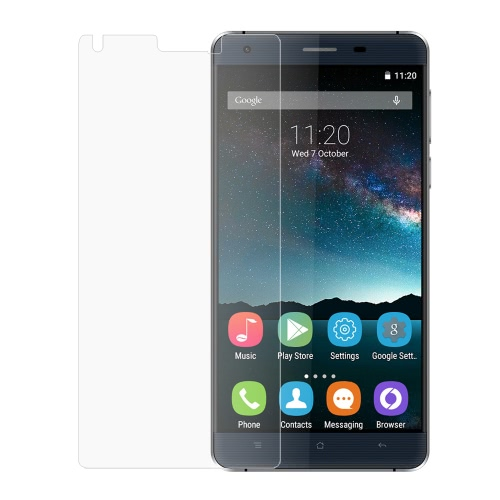 OUKITEL K6000 Tempered Glass Screen Protector Cover Film 9H 0.33mm Ultrathin High Transparency Anti-dirt Shatterproof Anti-scratch